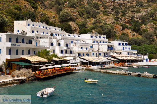 Loutro zuid Kreta